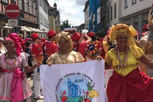 Fête de la Samba Cobourg (Allemagne) - Juillet 2019